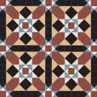 Olde English Grasmere Geometric Floor Tiles
