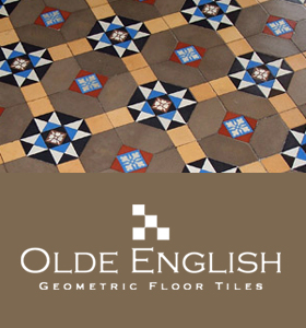 history of the victorian geometric floor tile period property store