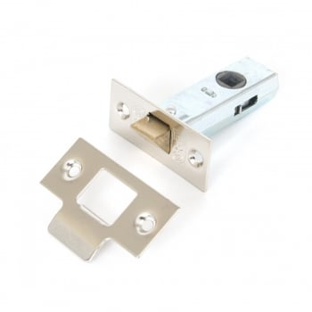 From the Anvil 2.5'' Tubular Mortice Latch - Nickel Plated