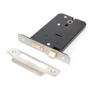 From the Anvil 5 Lever Horizontal Sash Lock - Stainless Steel