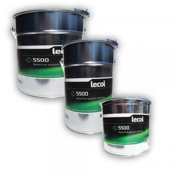 Lecol 5500 Universal Wooden Flooring Adhesive