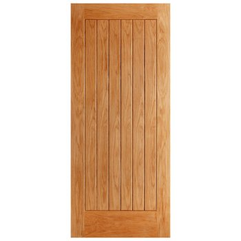 LPD Doors Adoorable Oak Norfolk Exterior/External Door