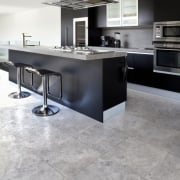 Astro Grey Marble Honed Tile