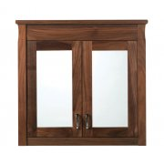 Barrington 2 Door Wall Cabinet With Mirrors