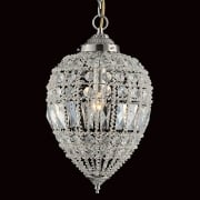 Bombay Beaded Pendant Light