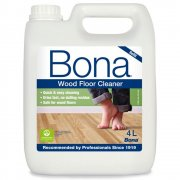 Wood Floor Cleaner Refill 4 Ltr For Spray Mop