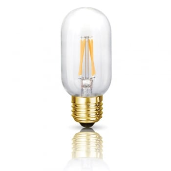 Bright Goods The Albert Mini Tube LED Filament Dimmable Light Bulb