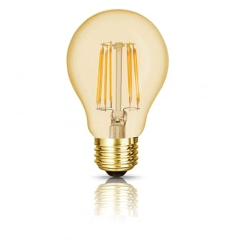 Bright Goods The Catherine Classic GLS (Carbonised) LED Filament Dimmable Light Bulb