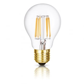 Bright Goods The Joseph Classic GLS LED Filament Dimmable Light Bulb