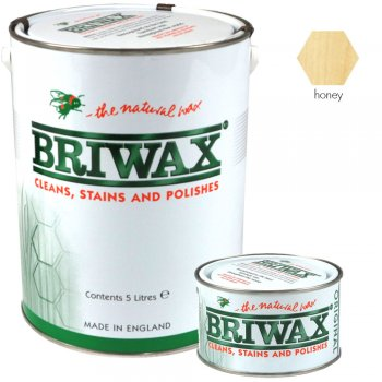Briwax Original Honey Wood Wax Polish/Restorer