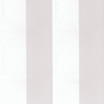 Little Greene Broad Stripe - Lilac Grey Wallpaper