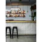 Cement Encaustic Jigsaw Collection Rattan Tile By Neisha Crosland