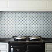 Cement Encaustic Tangier Pattern Tile