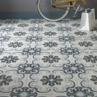 Cement Encaustic Toulon Pattern Tile