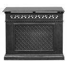 Cast Iron 1 Panel Radiator Cover - RX198