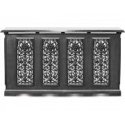Carron Cast Iron 4 Panel Radiator Cover - RX152
