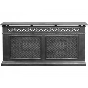 Carron Cast Iron Radiator Cover - RX153