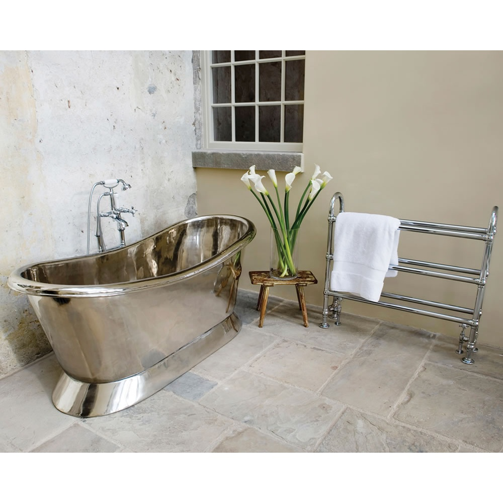 Carron Colossus Horse Steel Towel Rail For Sale: Carron Ermine Horse Steel Towel Rail