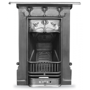 The Abbot Cast Iron Combination Fireplace