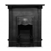 The Abingdon Cast Iron Combination Fireplace