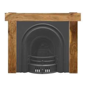 Carron The Beckingham Cast Iron Fireplace Insert