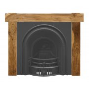 The Beckingham Cast Iron Fireplace Insert