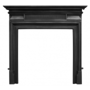The Belgrave Cast Iron Fireplace