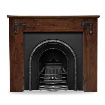 Carron The Ce Lux Cast Iron Fireplace Insert