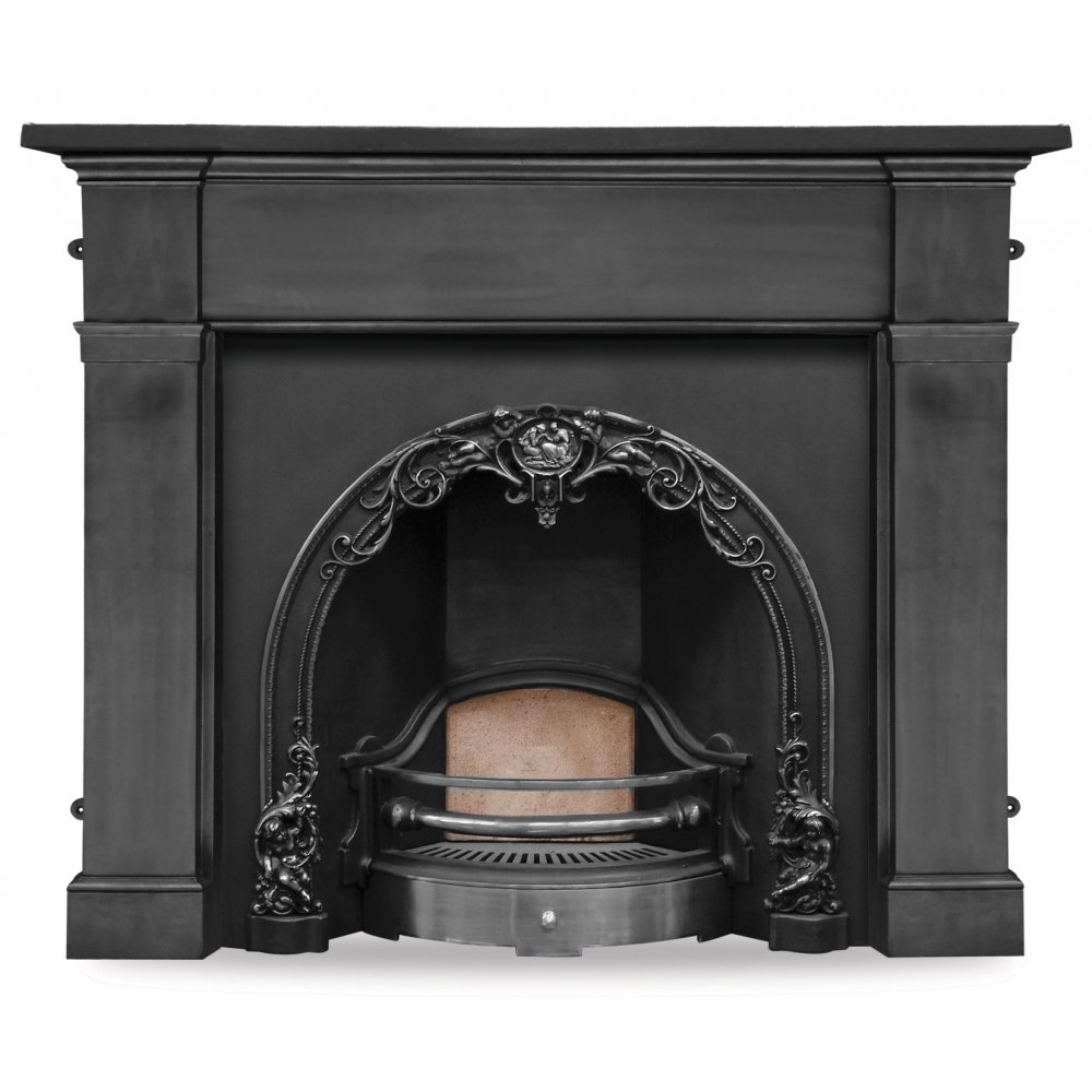 period style cast iron fireplaces huge range available buy
