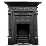 The Hamden Cast Iron Combination Fireplace