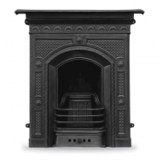 The Hawthorne Cast Iron Combination Fireplace