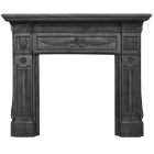 The Holyrood Cast Iron Fireplace Surround