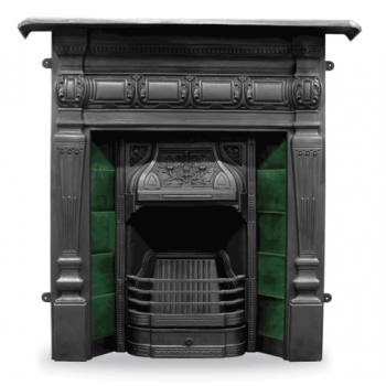 Carron The Lambourn Cast Iron Combination Fireplace