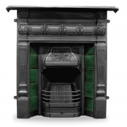 The Lambourn Cast Iron Combination Fireplace