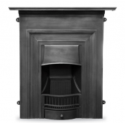 The Oxford Cast Iron Combination Fireplace