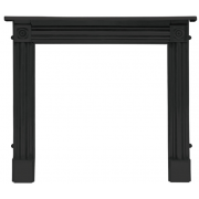 The Regent Cast Iron Fireplace Surround