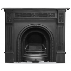 The Scotia Cast Iron Fireplace Insert