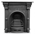 The Tweed Cast Iron Combination Fireplace