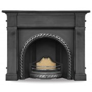 The Westminster Cast Iron Fireplace Insert