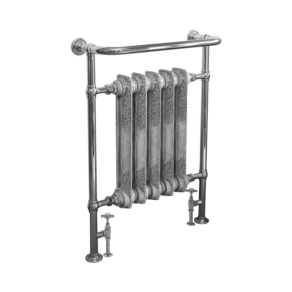 Wilsford Steel Towel Rail (Chrome Finish