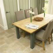 Chenzira Brushed Limestone Tiles