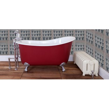 Jig Baths Collection Lyon Single Ended Bath
