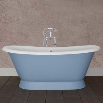 Jig Baths Collection Montreal Painted Cast Iron Bath
