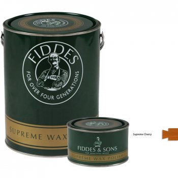 Fiddes Supreme Cherry Wood Wax Polish/Restorer
