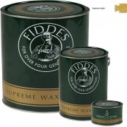 Supreme Light/Clear Wood Wax Polish/Restorer