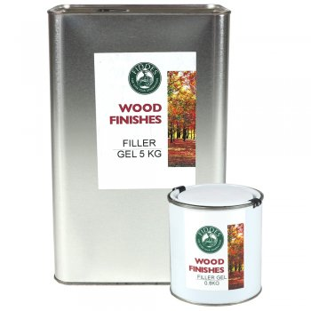 Fiddes Wooden Floor Filler Gel
