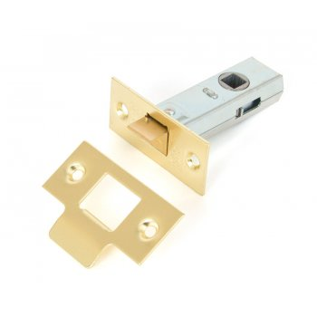 From the Anvil 2.5'' Tubular Mortice Latch - Brass