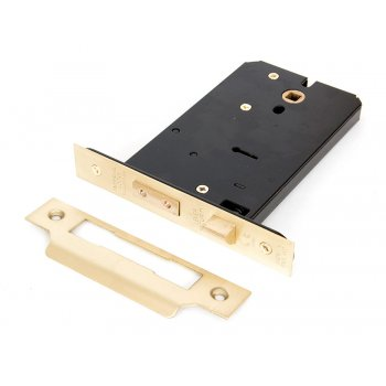 From the Anvil 5 Lever Horizontal Sash Lock - Brass