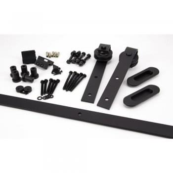 From the Anvil 80kg Sliding Door Hardware Kit (2m Track)