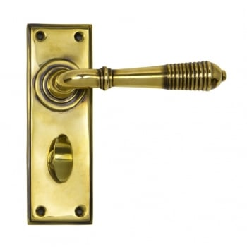 From the Anvil Aged Brass Bathroom, Latch, Lock, & Euro Lock Sets